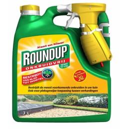 Roundup onkruidvrij 3 L