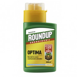 Roundup Optima onkruidvrij concentraat 300 ml