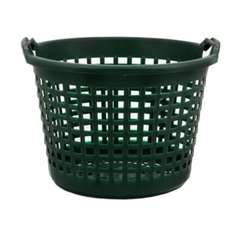 Tuinmand groen 25kg