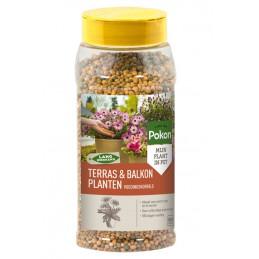 Terras & Balkon Planten Voedingskorrels 800 gram