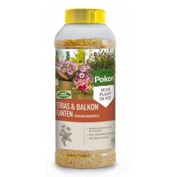 Terras & Balkon Planten Voedingskorrels 1800 gram