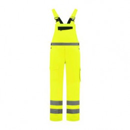 Amerikaanse overall high visibility RWS geel