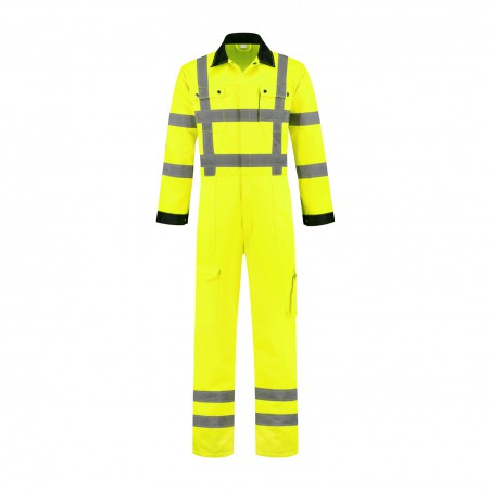 Kuipers high visibility overall RWS geel