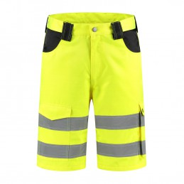 Kuipers High Visibility Bermuda RWS geel