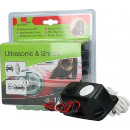 Marter Stop Auto Ultrasonic & Shock