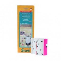 Silva vliegenmanchet 12 x 30 cm 12 stuks