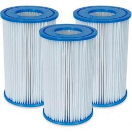 Intex zwembadfilter type A 3 stuks