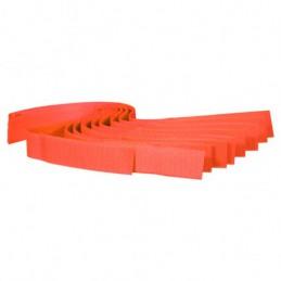 Koeherkenningsbandje 10st. oranje
