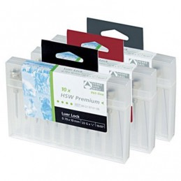 Injectienaalden HSW Luer Lock 1.6 x 15 mm 10st