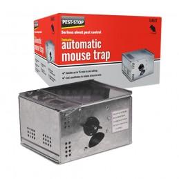 Muizenval automatisch metaal