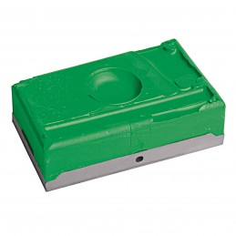 Dekblok ram groen