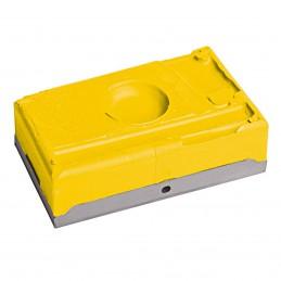 Dekblok ram geel