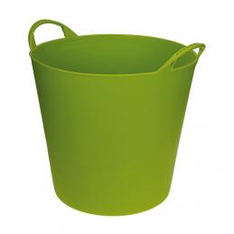 Flexibele Tuinmand 20 liter groen