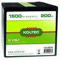 Schrikdraadbatterijen | Batterijen voor schrikdraadapparaten